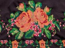 Detail of hipil shirt