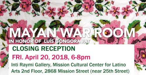 MayanWarRoom banner